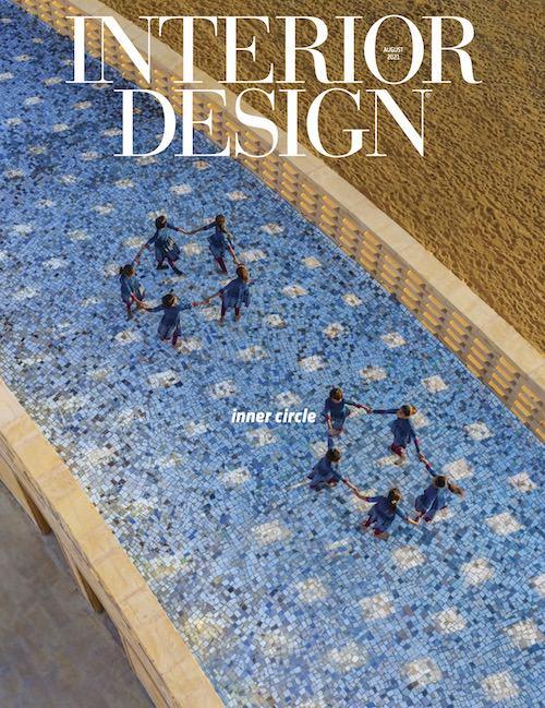 Feature of Spinzi in Interior Design Mag